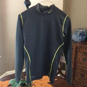 Boys Nike Dri-fit Compression Shirt